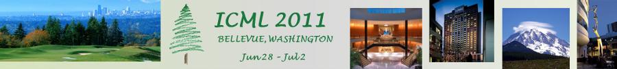 ICML 2011 banner